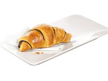 Croissant cu ciocolată