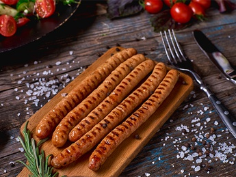 Chicken sausages (weight product)