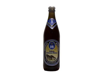 Hofbrau Schwarze Weisse Nefiltrată 0,5l