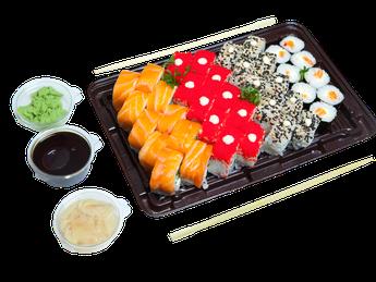 Sushi-set Primavera