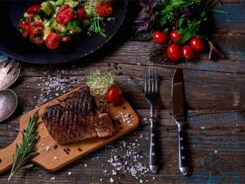 Антрекот говяжий (весовой продукт)