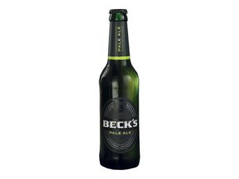 Becks Pale Ale 0,33l