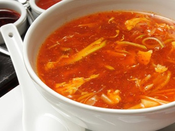 Tavuk çorbası / Chicken soup