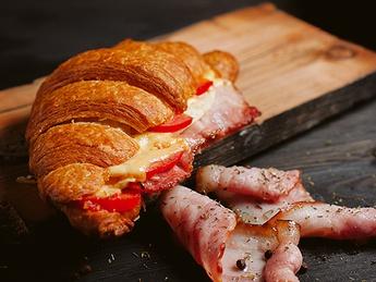 Croissant London