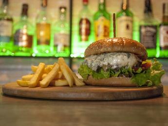 #dorblu#burger#свиной