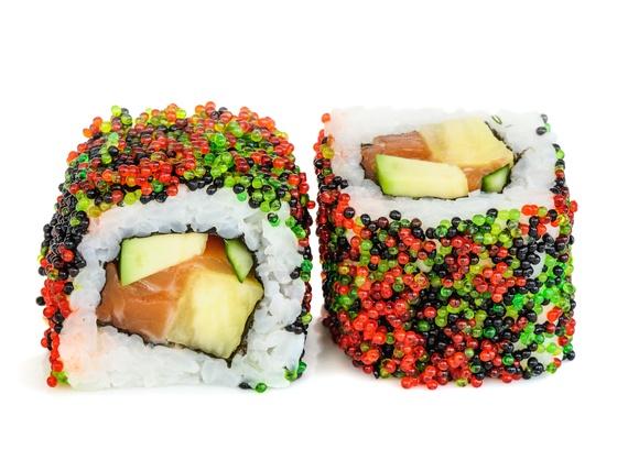 Hokkaido roll
