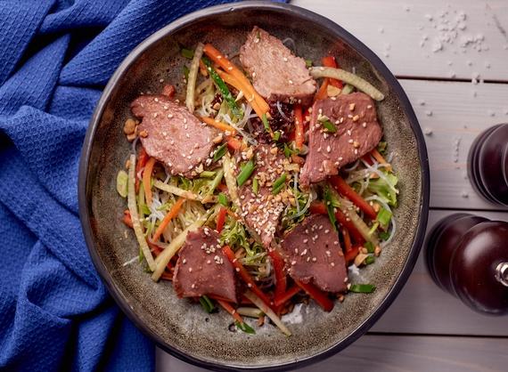 Salad Asiatică