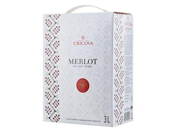 Merlot Bag in Box 3 л.