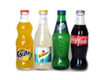 Прохладительные напитки 250 мл.