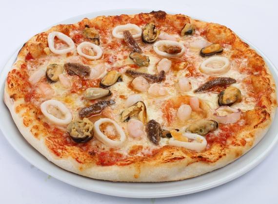 Пицца Frutti de Mare