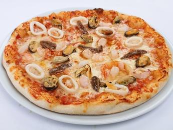 Pizza  Frutti de Mare
