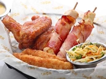 Set Chicken combo