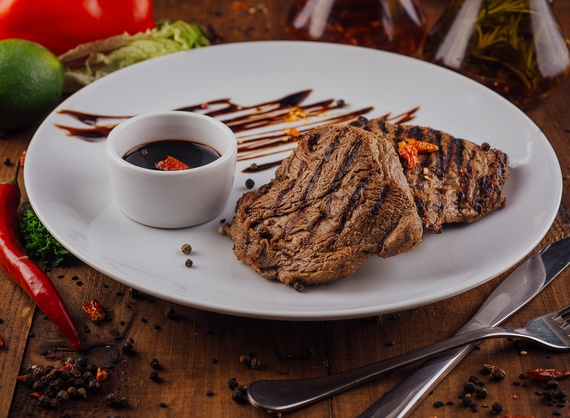 Pepperoni Steak