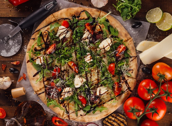 Пицца Da Julio