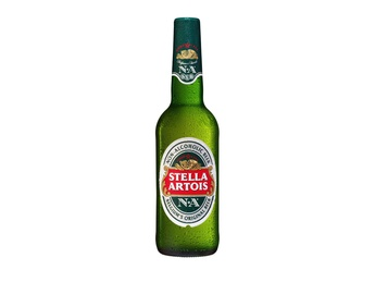 Stela Artois безалкогольное