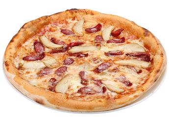 Pizza medium BBQ