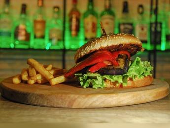 #veggie#burger
