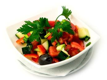 Salad Vegetales