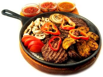 Mega grill El Mariarchi
