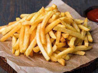 Potato fried