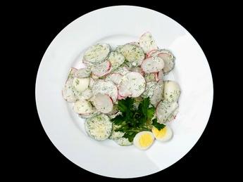 Gurmand salad