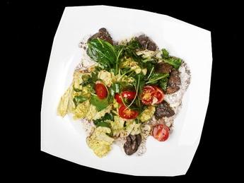 Fegato salad