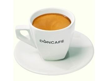 Coffee double espresso