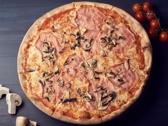 Pizza Prosciuto fungi