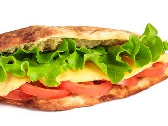 Yammi sandwich с сыром