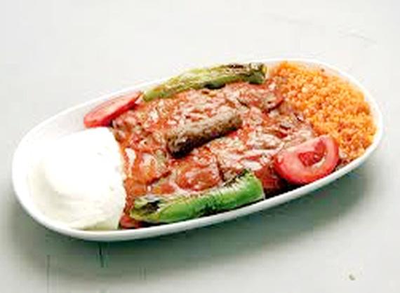 Kebab Iskender