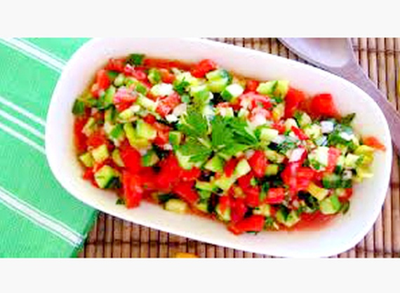 Salată Coban