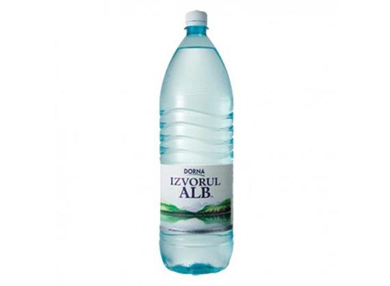 Минеральная вода Izvorul alb