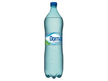 Carbonated mineral water Dorna