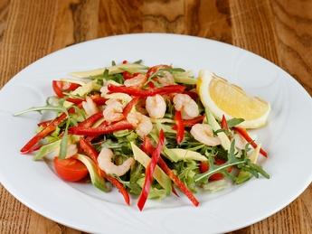 Средиземноморский салат