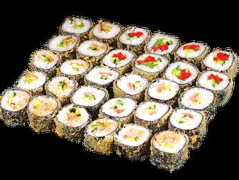 Sushi-set Tempura