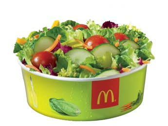 Овощной салат Primavera