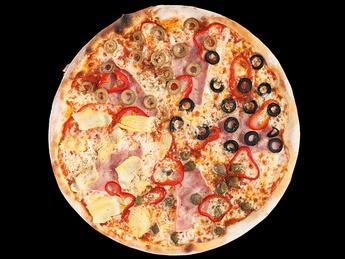 Пицца Quattro stagioni