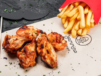 Set Chicken Wings