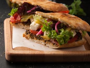 Sandwich Grecesc