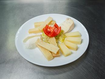 Misto formaggi
