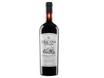 Cricova Cabernet Sauvignon Prestige 2011