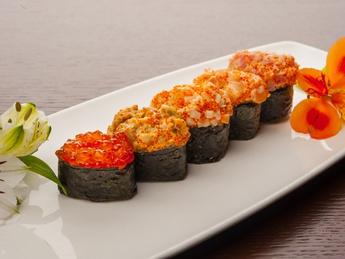 Gunkan shrimp