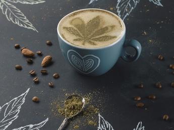 Конопляный кофе