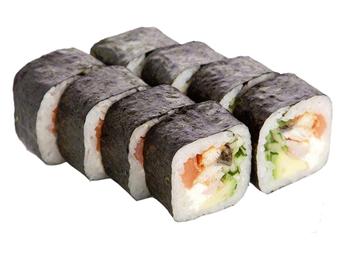 Футомаки Unagi tuna