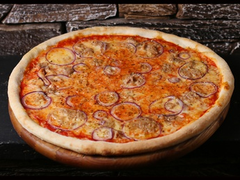 Pizza Tuna&Onion