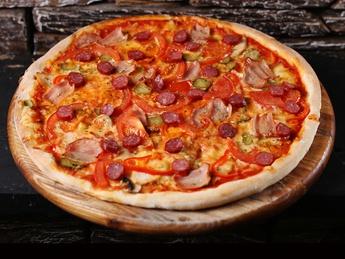 Pizza Caccia