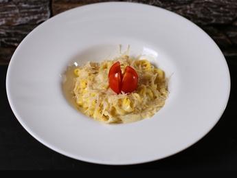 Pasta 4 сheese