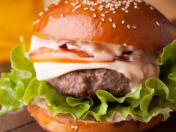 Brand Burger Black Angus