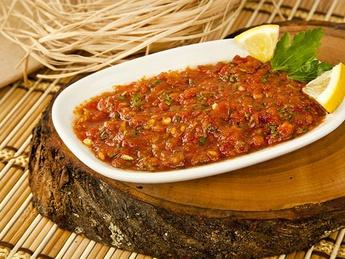 Domates Ezmesi / Tomato sauce