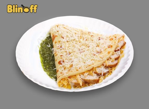 Blinoff parmigiano